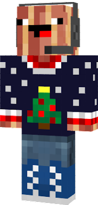 CHRISTMAS SKIN FIXED :-)