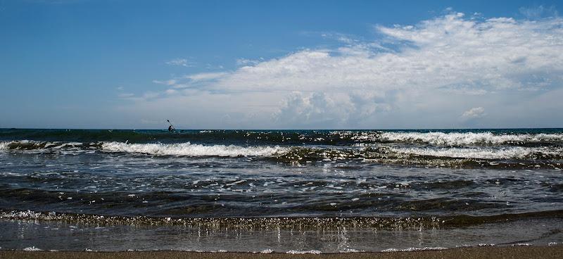 canoa sul mare di gianfi51