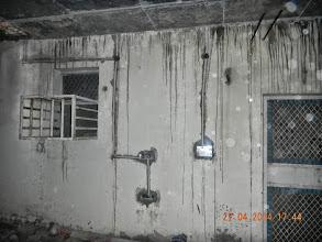 Photo: Elctric Conduits, GF Living, LS Bedroom Side