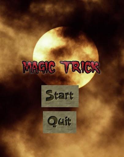 magic trick