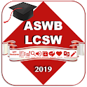 ASWB LCSW Clinical Social Worker Exam Prep App icon
