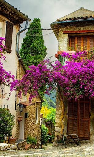 ヨーロッパの村 lwp
