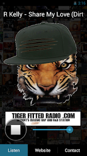 Tiger Fitted Radio 1- screenshot thumbnail