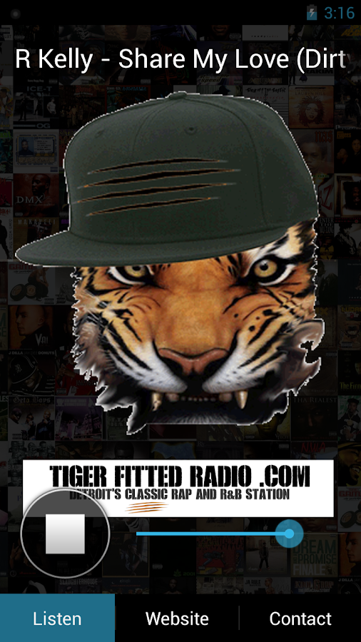 Tiger Fitted Radio 1- screenshot