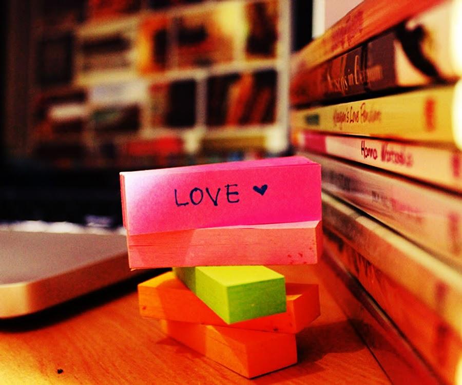 Love by Ayrin Oktaviany - Artistic Objects Still Life