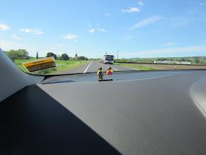 Photo: Sí, se conduce por la izquierda