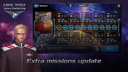Battleship Lonewolf - Space TD v1.4.12