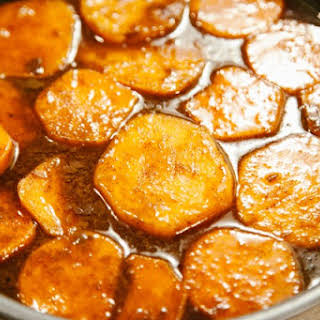 Candied Yams – Thanksgiving Special.
