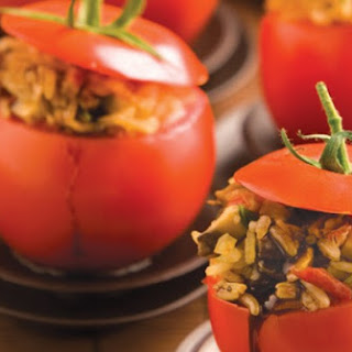 Rice Tomato Mushroom Recipes