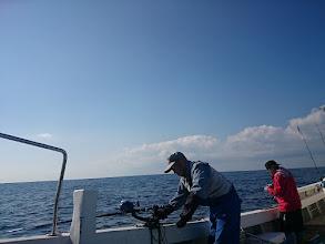 Photo: 絶好の釣り日和。