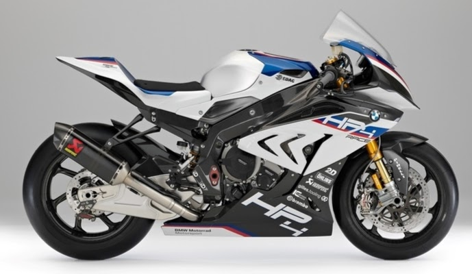 BMW HP4 manual taller - servicio- mecanica y despiece