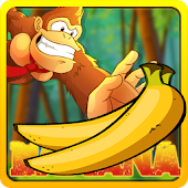 Banana Monkey Kong Adventures