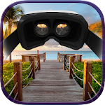 VR Videos 360 Watch Live Icon