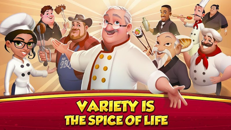 World Chef v1.34.5 [Mod