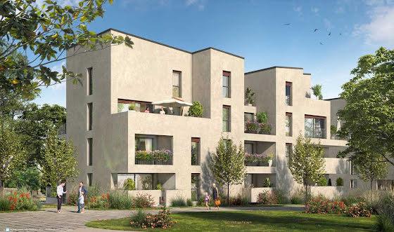 Vente appartement 4 pièces 86,95 m2