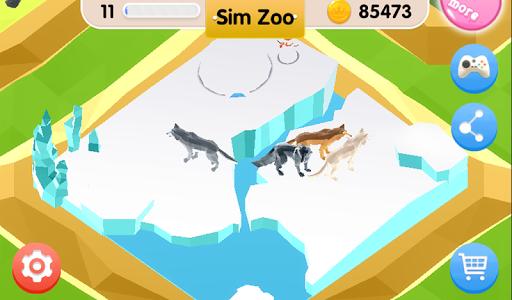 Sim Zoo - Wonder Animal 1.1.0 screenshots 19