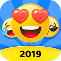 FunType: Emoji Keyboard, GIF, Emoji,Keyboard Theme icon