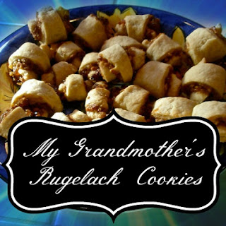 My Grandmother's Rugelach Cookies