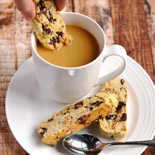 Almond Biscotti Dark Chocolate Recipes