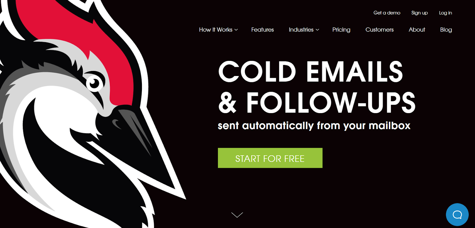 B2B marketing tools for sending mass cold emails