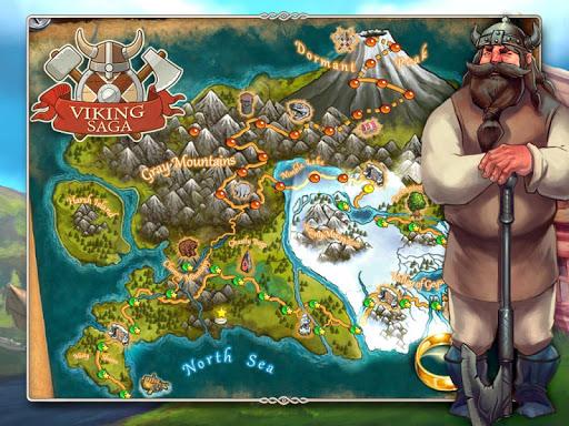 Viking Saga 1: The Cursed Ring screenshot 11