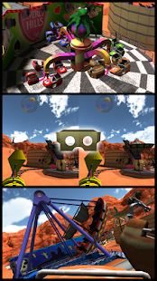 VR Funfair (Google Cardboard)- screenshot thumbnail