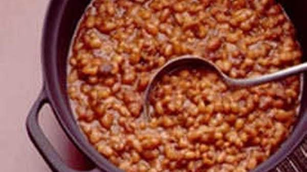 Mamaw's Old-fashioned Baked Beans Recipe