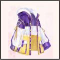 紫色の魔法