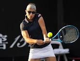 Flipkens buigt na verdienstelijke eerste set alsnog het hoofd voor Venus Williams