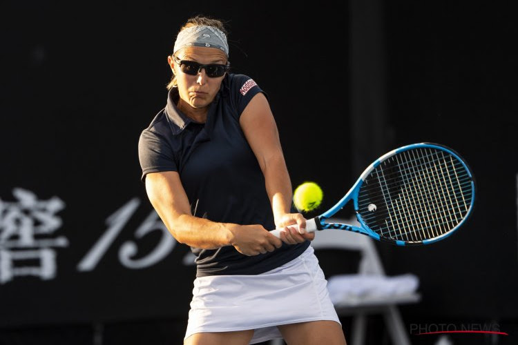 Kirsten Flipkens maakt het Venus Williams één set lastig op Australian Open