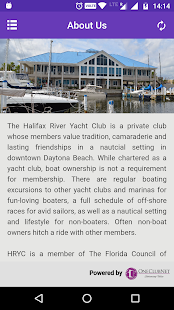 Halifax River Yacht Club- screenshot thumbnail