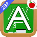 123s ABCs Kids Handwriting ZBP icon