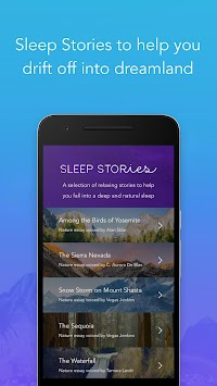Calm - Meditate, Sleep, Relax APK screenshot thumbnail 3
