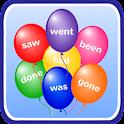 English Irregular Verbs Game icon
