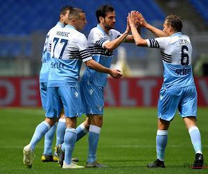 🎥 Ex-speler Oostende en Kortrijk helpt Lazio voorbij Parma