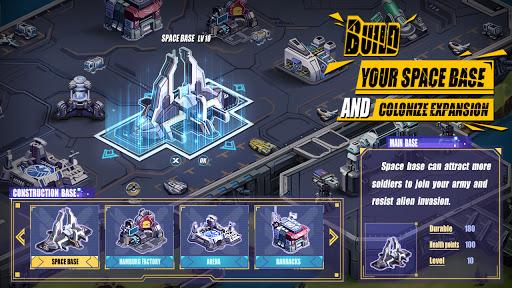 Code Triche Star Battle Colonization- Star Wars, Strategy Game apk mod screenshots 3