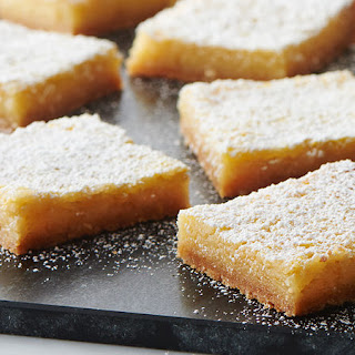 Lemon Bars with Browned Butter Sugar Cookie Crust Recipe