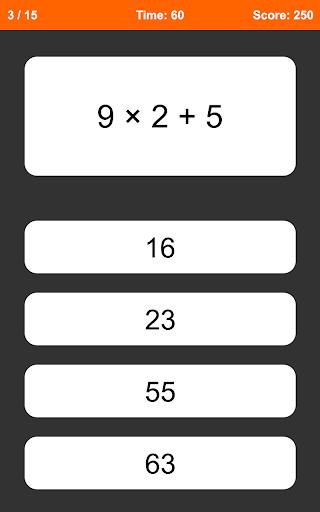 Math Games apktram screenshots 2