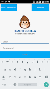 Health Gorilla- screenshot thumbnail