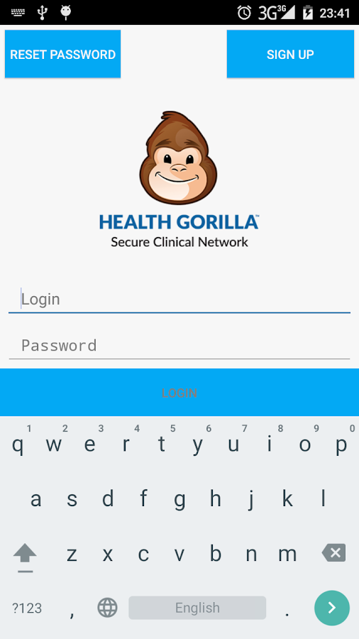 Health Gorilla- screenshot