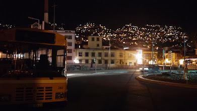 Photo: Funchal et ses collines