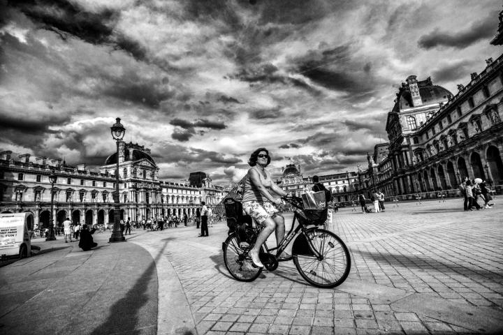 Carrousel du Louvre di bondell