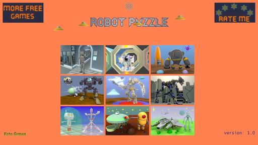 ロボットパズル
