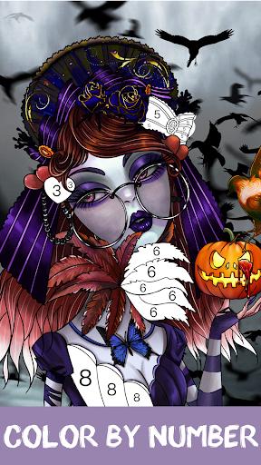 Zombie Painting screenshot 1