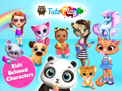 TutoPLAY - Best Kids Games in 1 App 3.4.500 screenshots 19