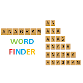 Anagram Word Finder - Solver
