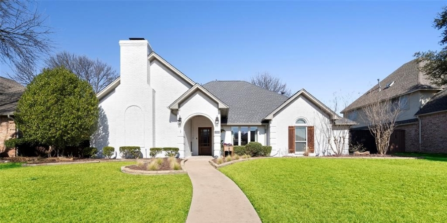 Single family home in West Plano