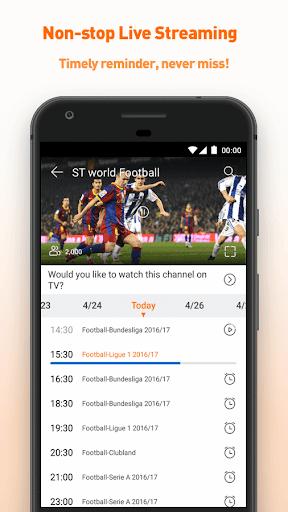 StarTimes - Live TV & Football 4.5 screenshots 5