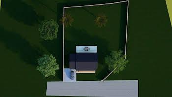 Terrain 715 m2