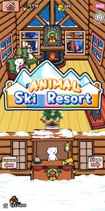 Animal Ski Resort MOD (Unlimited Money) 1